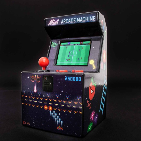 retro mini arcade machine 8bit 240in1 gaming handheld Spiel
