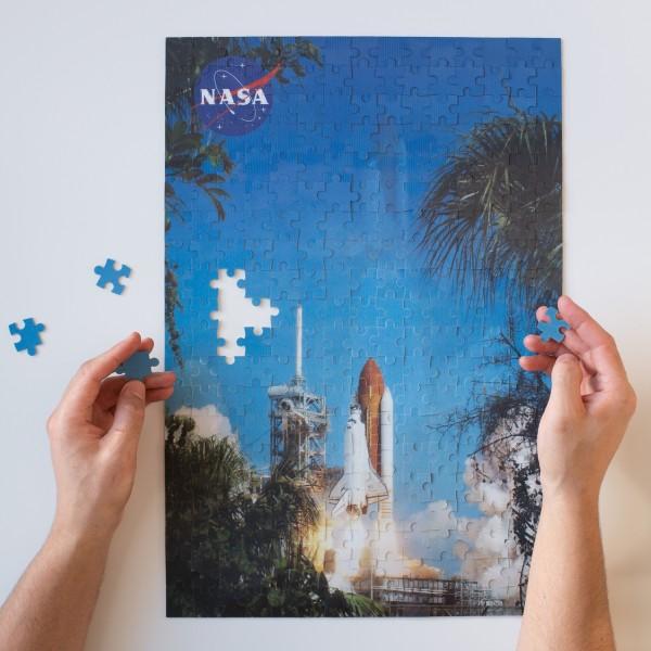 NASA 300-teiliges 3D Puzzle - Lenticular - mit Bewegungseffekt