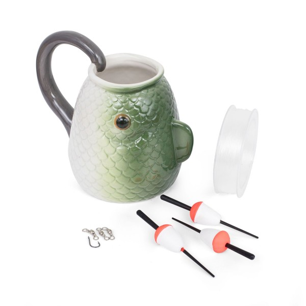"Tasse ""Gift Mug - Fishing"""