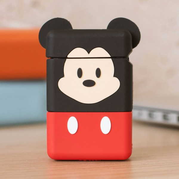 """PowerSquad - Flip Retractable Cable """"Mickey Mouse"""""""