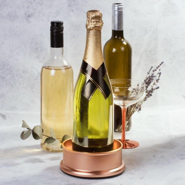 Design Flaschen - Untersetzer (mit LED Beleuchtung) - Thumbs Up
