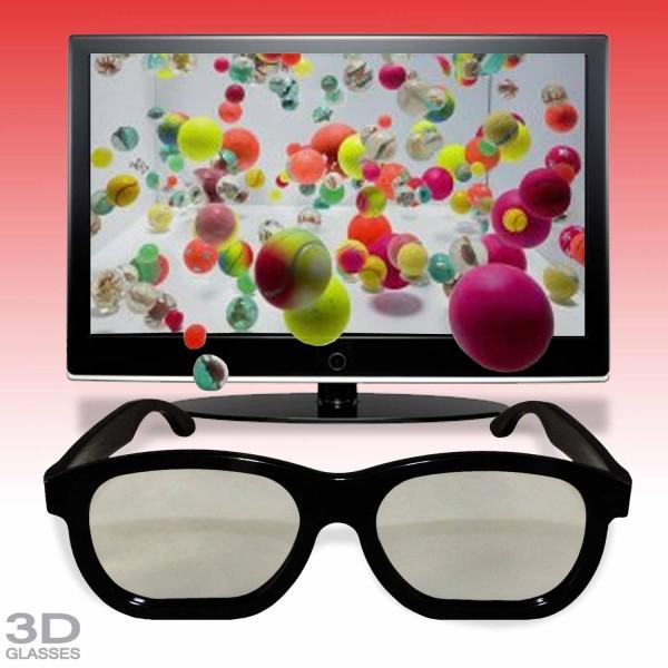 3D-Brille polarisiert