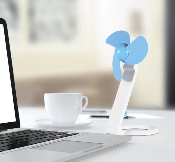 Design USB Ventilator Kühlung am Arbeitsplatz