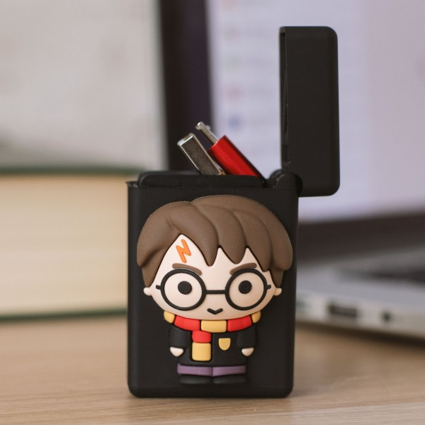 "PowerSquad - Flip Retractable Cable ""Harry Potter"""
