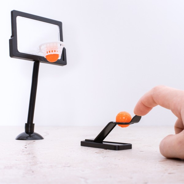 Finger Game - Basketball