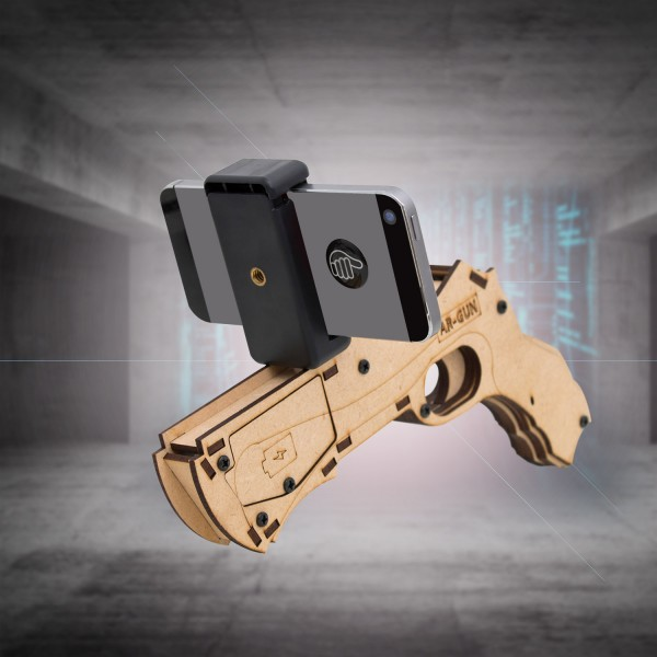 ORB - Augmented Realty Blaster Bluetooth Pistole (inkl. 2 APPs)
