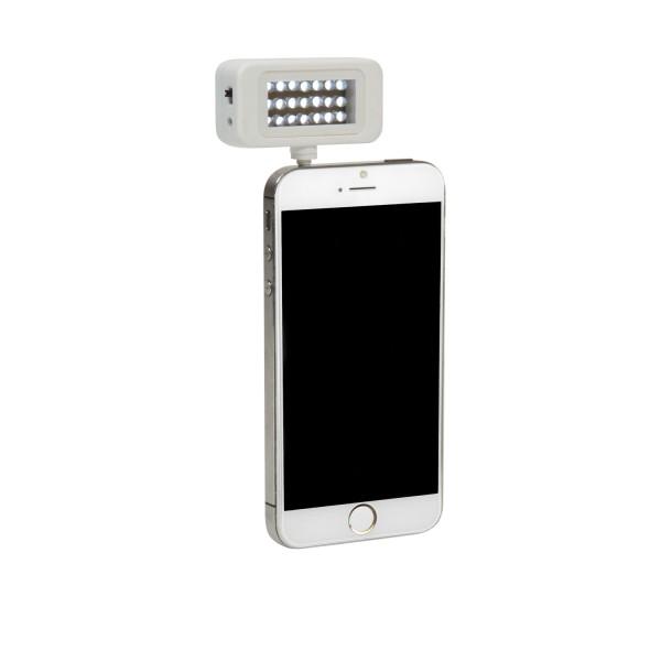 InstaFlash - LED Leuchte für Smartphones selfie licht handy