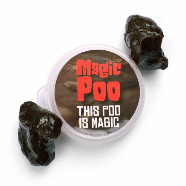 Magische Knete - Magic Poo - Scherzartikel